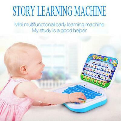 Multifunction Learning Machine English Early Tablet Computer Toy Kid Educational