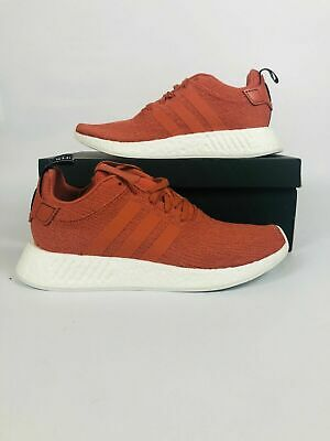 f57c64de7 Adidas Originals NMD R2 - Future Harvest Burnt Orange Sneaker  BY9915  Mens