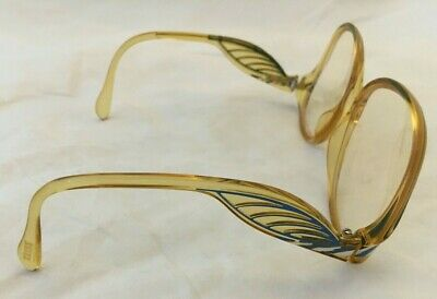 f6d7842b608 Vintage 80 s ZEISS Womens Sunglasses Butterfly Rare Vintage West Germany  80s NOS