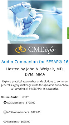 SESAP 16 Audio Companion in USB