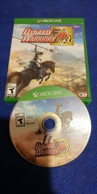 Dynasty Warriors 9 (Microsoft Xbox One, 2018) excellent condition, low price