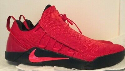 super popular 25466 91202 Nike Kobe A.D. NXT University Red Men s Size 13 (BOX WITH NO LID)