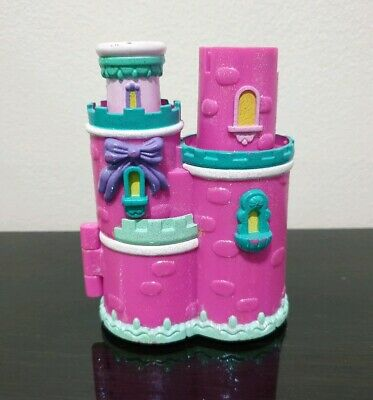 Vintage 1995 Trend Masters Star Castle Collectable - Polly Pocket
