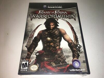 Prince of Persia: Warrior Within Nintendo GameCube Game *BRAND NEW, SEALED*