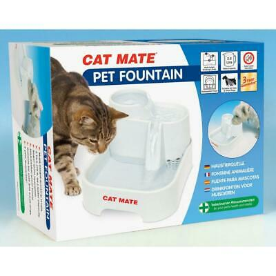 Cat Mate Pet Water Fountain | Cats