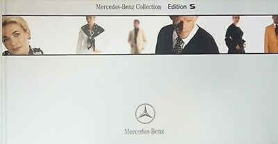 Mercedes-Benz Collection Edition S Hardcover W 220 Prospekt