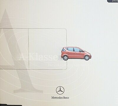 Mercedes-Benz A-Klasse CD Rom W168