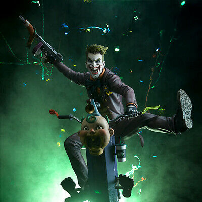 SIDESHOW The Joker Premium Format Figure Statue NEW SEALED