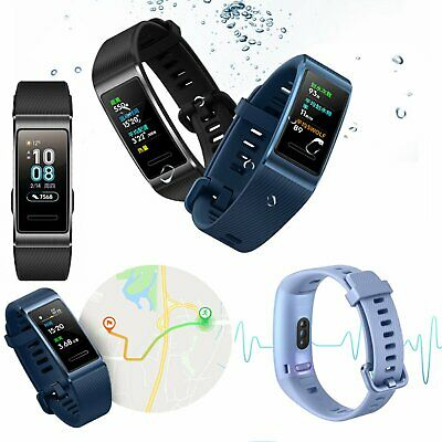 Für Huawei Band 3 Pro GPS Fitness Activity Tracker Heart Rate Monitor Smartwatch