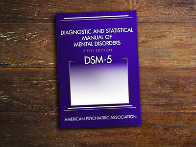 Diagnostic and Statistical Manual of Mental Disorders DSM-5-5th Edition pdf/book
