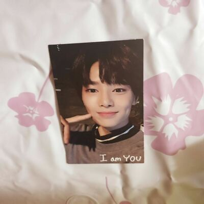 """K-POP STRAY KIDS Mini Album """"I am YOU"""" Official LEE KNOW Photocard"""