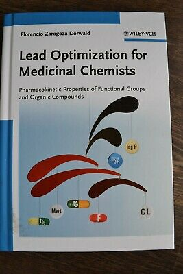 Lead Optimization for Medicinal Chemists: Pharmacokinetic Properties #4746