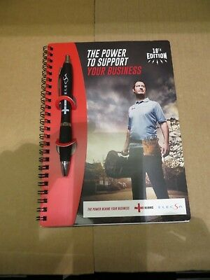 Niceic Note Note Book  Niceic Jotter Pad Niceic Notebook Niceic Pen Niceic
