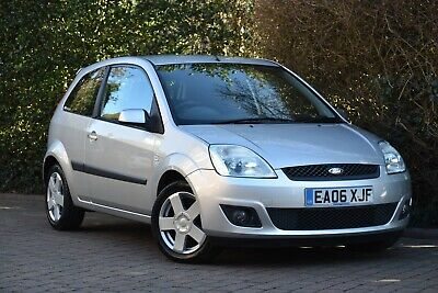 Ford Fiesta Zetec Climate 1.25 (ONLY 70K MILES/ YEAR MOT)