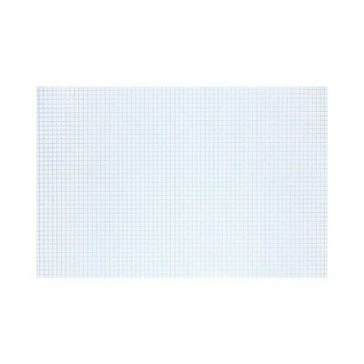 "Staples Graph Pad 11"" x 17"" Graph White 50 Sheets/Pad (18586) 814566"