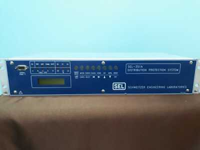 Schweitzer SEL 351-A Distribution Protection System