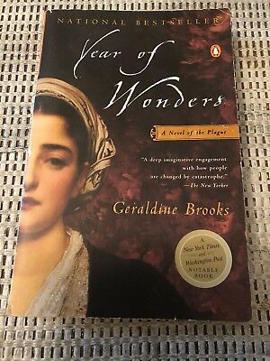 Year of Wonders A Novel of the Plague by Geraldine Brooks