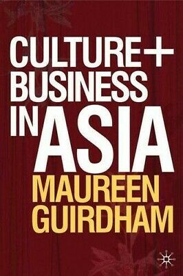 Culture and Business in Asia (0) - New Book Guirdham, Dr Maureen