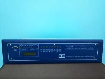 Schweitzer SEL-311B Protection and Automation System