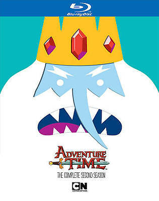 Adventure Time: The Complete Second Season [Blu-ray] DVD, Tom Kenny, Hyden Walch