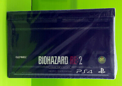 Neuf Ps4 Resident Evil 2 Biohazard Re 2 Hk Collector Limité Chinois/Anglais
