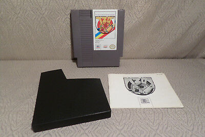 720 Degrees NES Nintendo With Manual and Case A014