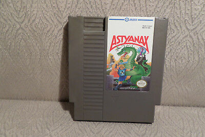 Astyanax NES Nintendo Entertainment System A014