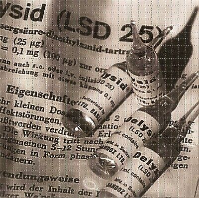 Lysergic Acid Blotter Art Psychedelic Perforated Acid Paper Lsd Free