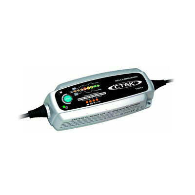 Chargeur de batterie CTEK MXS5 TEST AND CHARGE 12V 5A pour batterie DE 1.2-110ah