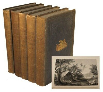 Narrative of the United States Exploring Expedition Wilkes 1856 Pacific Islands