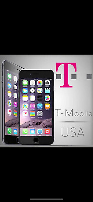 Tmobile Premium Factory Unlock Service all imei for iPhone 5+6+6s6s+7+88+X+XS+XR