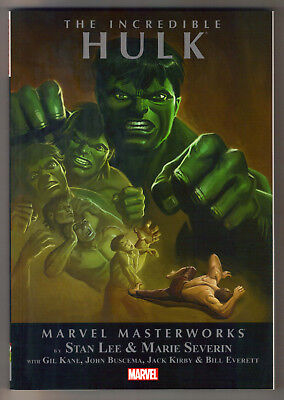 Marvel Masterworks The Incredible Hulk Vol 3 SC TPB MMW Silver Surfer SubMariner