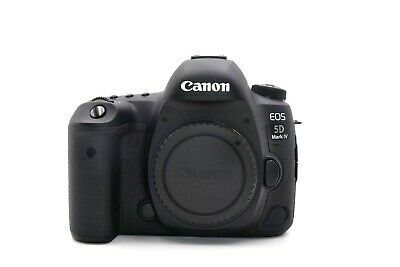 Canon EOS 5D Mark IV 30.4MP Digital SLR Camera (USA Model) 5DMKIV