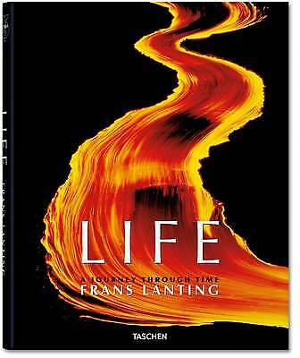 Life by Frans Lanting (Hardback, 2012) Perfect condition