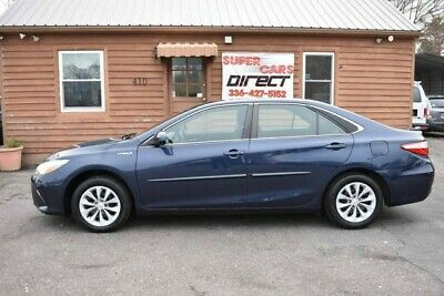 2017 Toyota Camry LE 2017 Toyota Carry LE Hybrid Electric Used 2.5L 4cyl Sedan Automatic FWD