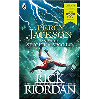 Percy Jackson and the Singer of Apollo: World Book Day 2019 Paperback