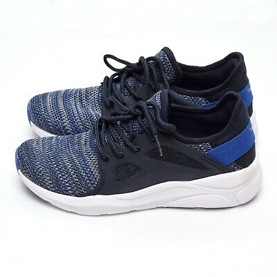 570515b2417 C9 Champion Athletic Shoes Sneakers Boys 4 Blue Black Flare 2 Performance