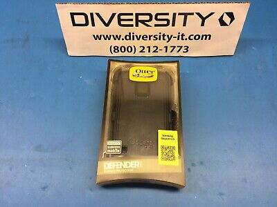 OtterBox Defender Series Case For Samsung Galaxy S5 Black 77-38796