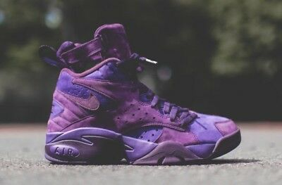 NIKE AIR MAESTRO 2 RETRO 11.5 DS DS DS KITH INK PURE lila