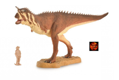 DELUXE CARNOTAURUS DINOSAUR 1:40 SCALE Toy Model by CollectA 88842 -NEW FOR 2019