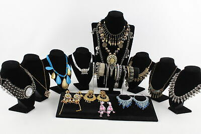 25 x Vintage EASTERN TRADITION JEWELLERY Necklaces, Beaded, Bangles