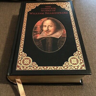 Complete Works Of William Shakespeare Barnes & Noble 1994