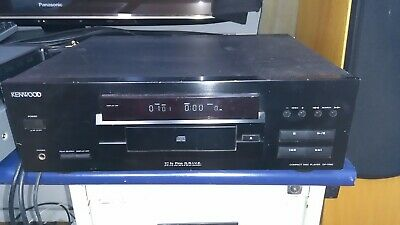 Cd-player & -recorder 1 Jahr Garantie Kenwood Dp-1510 Cd-player