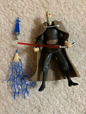 Star Wars TCW Clone Wars no.13 CW27 CW06 Count Dooku Sith Loose Complete