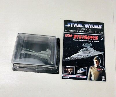 De Agostini Star Wars Starships & Vehicles Collection Star Destroyer  # 5