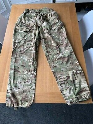 British Army Issued MTP Warm Weather Combat Trousers Geniune Surplus 85/92/108