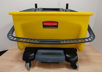 Rubbermaid Commercial Products Mop Bucket w/ Caddy