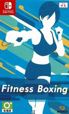 Fitness Boxing For Nintendo Switch (English/Chi/Jap Ver)
