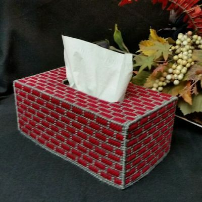 Tissue Box Cover NEW - Handmade FREE SHIPPING