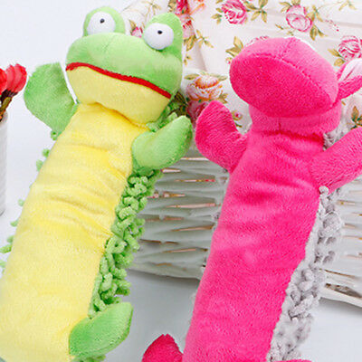 For Dog Toy Play Funny Pet Puppy Chew Squeaker Squeaky Plush Sound Toys New